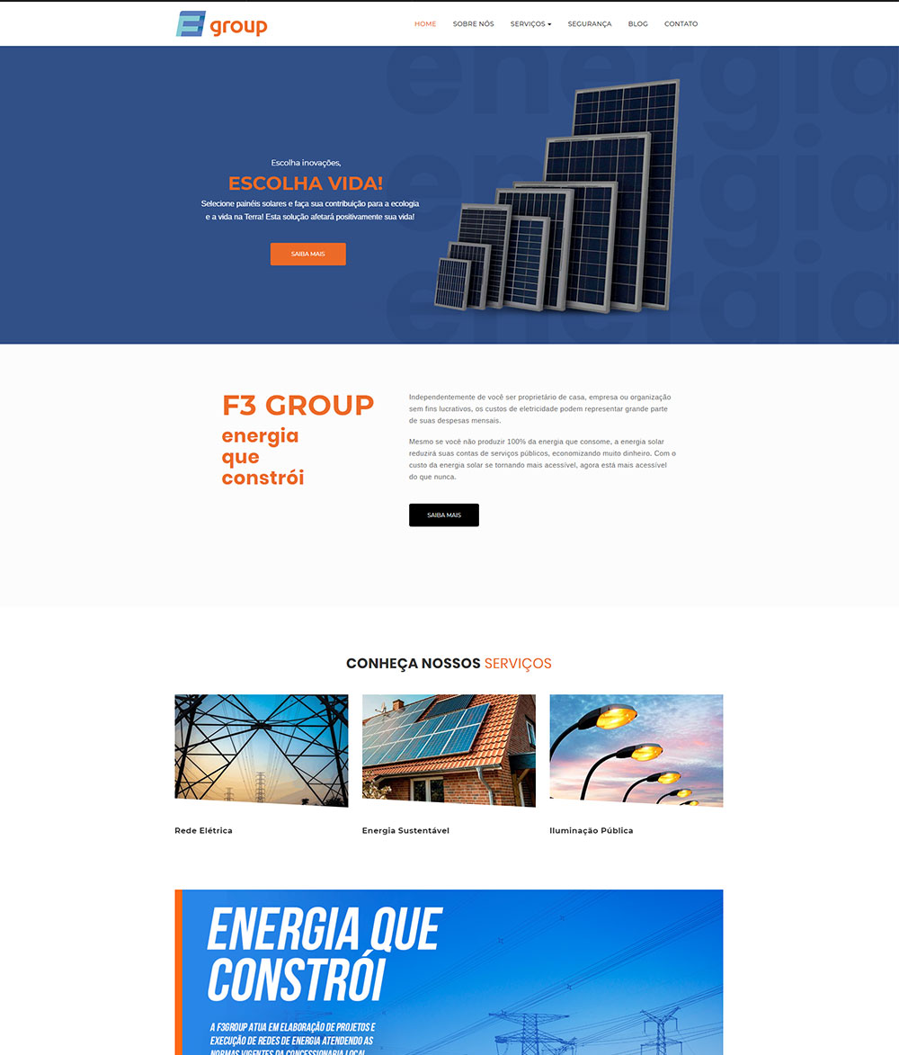 Grupo F3 Eletrificações